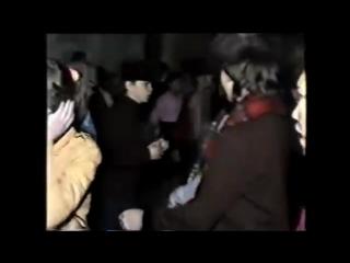 Дискотека в 90-е годы. Уникальные кадры
