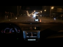 Веселый заезд Camry 3.5 водитель 2 пассажира vs Infiniti fx37s