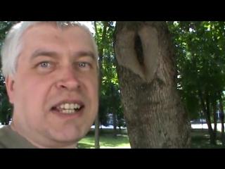 Гена увидел прикол в парке