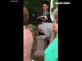 Невеста растрогала гостей и жениха до слез