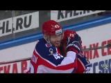 ПХК ЦСКА - Локомотив  5-2 лучшие моменты матча