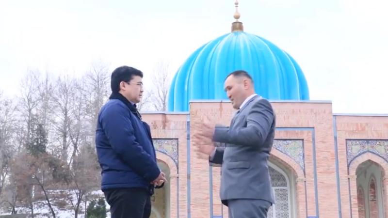 Мухаммадкодир Абдуллаев Интервью Андижон