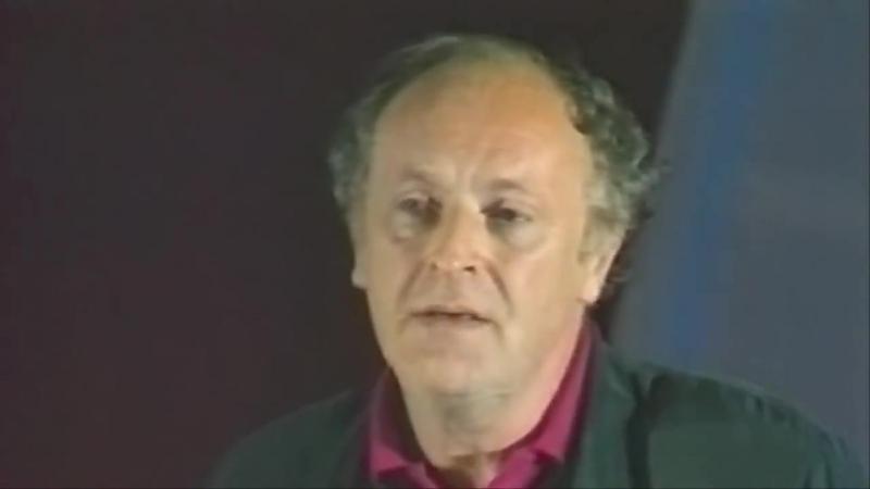 """Иосиф Бродский - """"Натюрморт"""", 1989"""