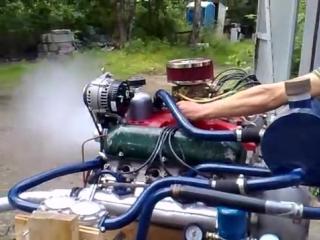Двигатель ГАЗ-13