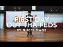 1Million dance studio First Day Out Tha Feds - Gucci Mane / Sori Na Choreography | Swaggout 5 Masterclass