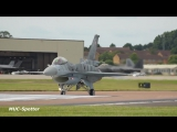 Lockheed Martin F-16C Block 52+ Fighting Falcon Polish Air Force departure at RIAT 2016 AirShow