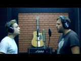 Олег Чубыкин / Mike Glebow  - Words are silent (acoustic studio live)