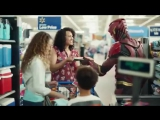 The Flash | JUSTICE LEAGUE Walmart Commercial--SPEEDSTER