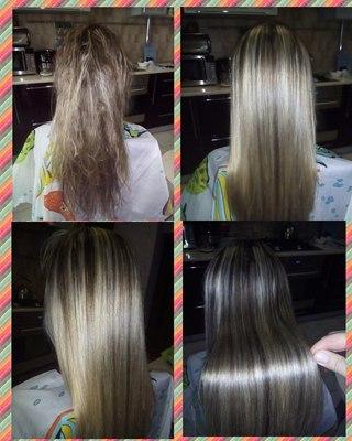 Кератиновое выпрямление волос в бресте цены