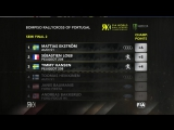World RX Rally 2017. Round 2. Montalegre