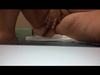 Horny while at work