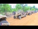 Лазерная система HELWS-MRZR (High Energy Laser Weapon System Multi-spectral Targeting System)