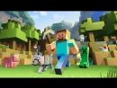 I'm playing Minecraft . zayac007