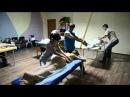 Испанский массаж. Обучение технике.