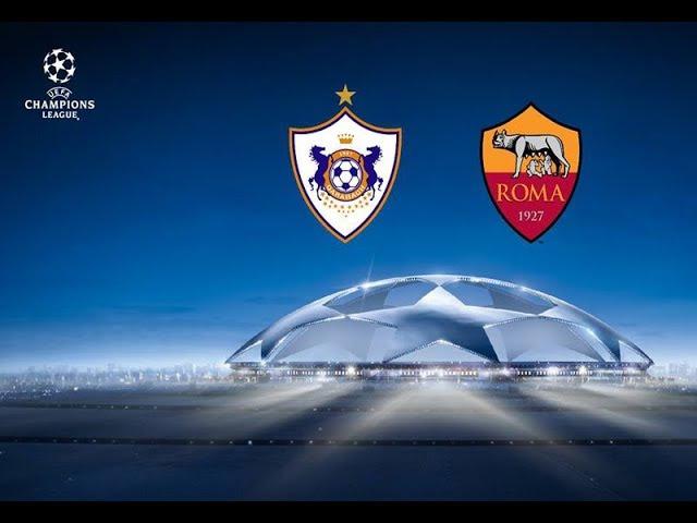 Bütün yollar Qarabağ - Roma oyununa aparır - PAYTAXTDA XÜSUSİ HAZIRLIQ