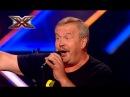 Отец Маркелова на шоу X-Фактор