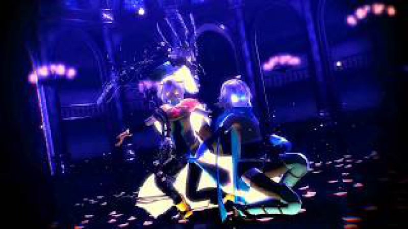 [MMD] TougenRenka ( Star Sanses ) Lightened Ver.
