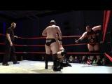 Cerberus vs. Sumerian Death Squad, tag team match, wXw 15th Anniversary Tour, 071115