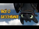 Дракон Беззубик из мультфильмов Как Приручить Дракона навыки, характер, отличительные черты