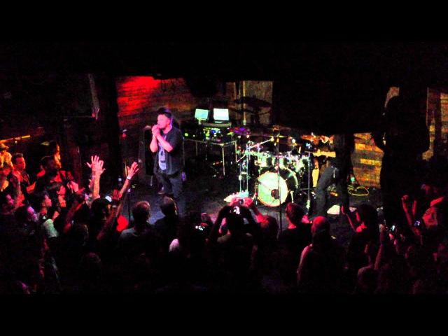TesseracT Live Full Set 2014 Backbooth, Orlando 04/03/14 HD