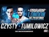 FIGHTSTAR CHAMPIONSHIP 12 Klaudiusz Czysty vs. Dariusz Tumilowicz