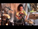 Give It Away Red Hot Chili Peppers drum cover by Sina