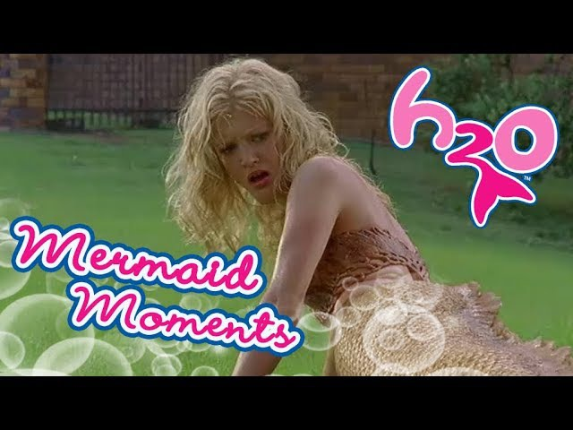 Turning Into Mermaids for the First Time | Mermaid Moments | H2O - Just Add Water
