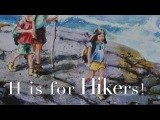 S is for S'mores - A Camping Alphabet Read Aloud