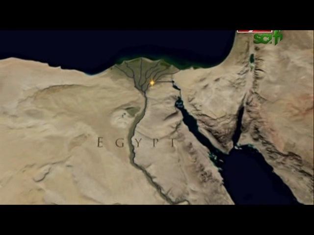 History: Города подземелья: Под скалой - Египет / 37 серия