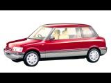 Toyota Raum Concept 1993