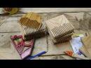 DIY. как сделать расческу из дерева при помощи электролобзика diy. rfr cltkfnm hfcxtcre bp lthtdf ghb gjvjob 'ktrnhjkj,pbrf