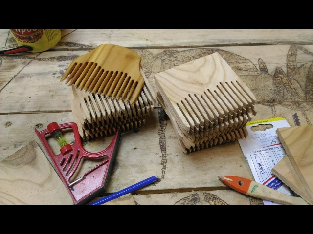 DIY. как сделать расческу из дерева при помощи электролобзика diy. rfr cltkfnm hfcxtcre bp lthtdf ghb gjvjob ktrnhjkj,pbrf