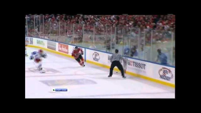 5 3 DVURECHENSKI N Russia Canada GOLD MEDAL GAME U20 Hockey World Championship 01 05 2011