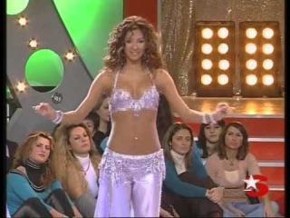 Didem Kinali - belly dancing (beautiful)
