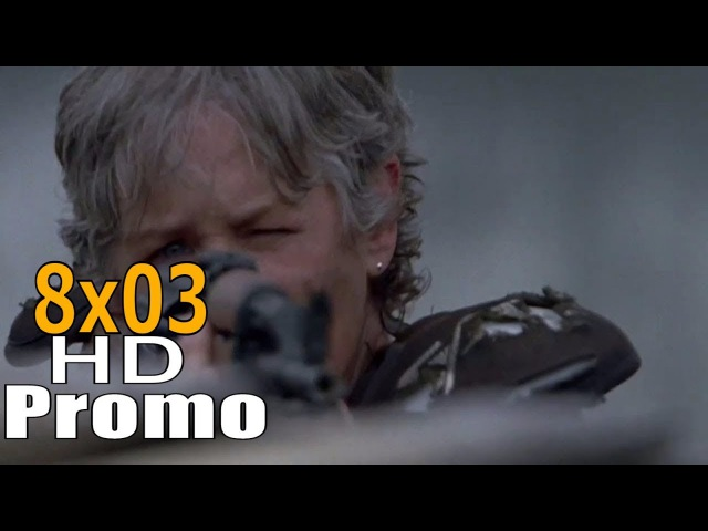 The walking dead 8x3 Promo S08E03 Season 8 Episode 3 promo
