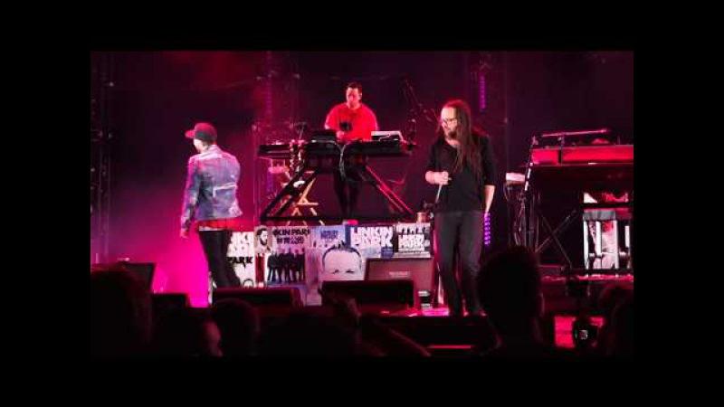 Linkin Park One Step Closer feat Jonathan Davis Dead By Sunrise @ Hollywood Bowl 10 27 17