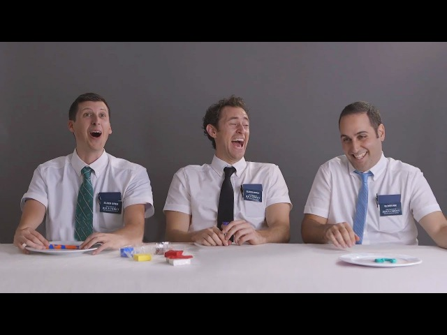 LDS Missionaries Try LSD for the First Time