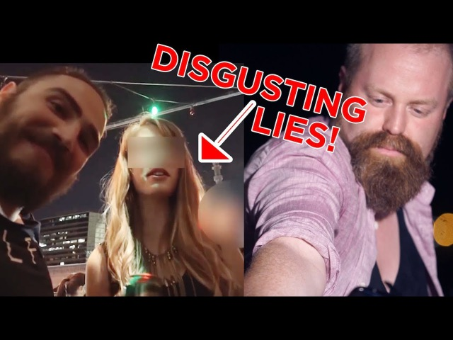 The Disgusting Lies All Women Will Tell You: Tyler and Max EXPOSE! Infield