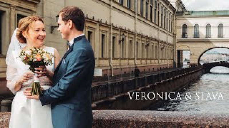 Veronica Slava | St. Petersburg Wedding Film