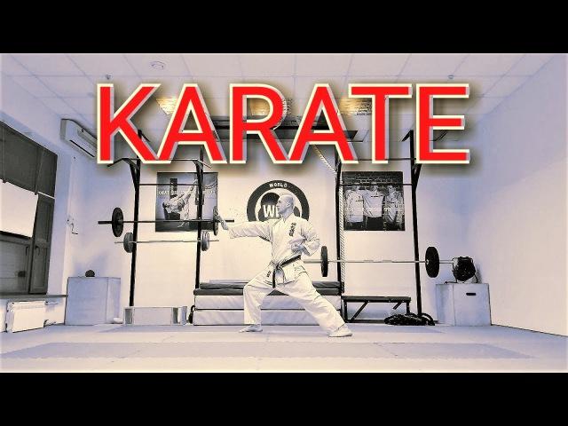 Гяку цукиGyaku tsukiПеремещения в каратэMovements in karateKARATE CLUB SKIF