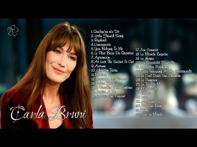 CARLA BRUNI - Les Meilleures Chansons