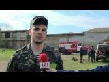 Рятувальники прийняли участь в проведенні Дня цивільної захисту в ЗОШ №31