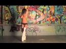 Dubstep dancing - hot girl!