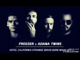 FREEZER x ADANA TWINS - HOTEL CALIFORNIA STRANGE (DAVID BURN OFFICIAL MASH UP)