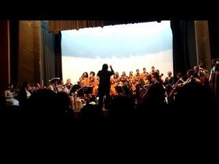 Ode à Alegria - Camerata UTFPR Curitiba - Música e Cinema 2 (part. Coro infantil Gato na Tuba)