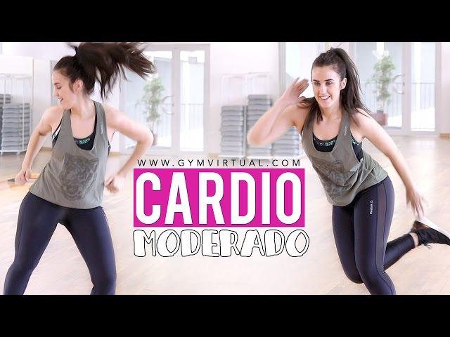 Cardio moderado para reducir grasa | 24 minutos
