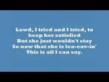 Hank Williams - Lovesick Blues (Live)