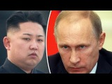 Vladimir Putin wades into North Korea NUCLEAR crisis as China issues chilling warning - DAILY NEWS