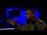 Kanye West (inspirational interviews) (contains strong language)