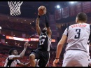 Jonathon Simmons Steps Up With A Playoff Career High in Game Six! | May 11, 2017 #NBANews #NBAPlayoffs #NBA
